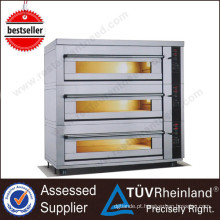 2017 Shinelong High Quality K626 Cozinha Forno Fabricantes Commercial Bakery Oven