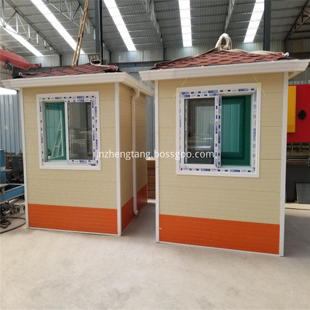 movable house exterior wall decoration