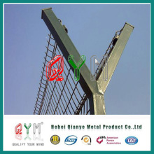 Y Post Barbed Wire Airport Fence (fence manufacturer)