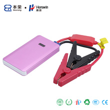 8000mAh Li-Polymer Battery Jump Starter for 12V Gasoline Car