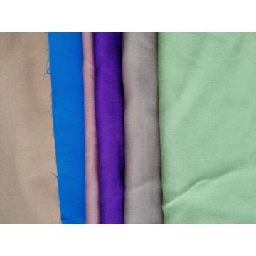 Dyed Super fine Cotton Sateen Cloth 105gsm