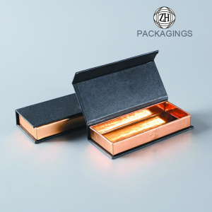 Eyelash packaging box custom folding magnetic box