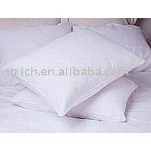 Empiècements en polyester pour oreiller, inserts pour oreiller d'hôtel, intérieur pour oreiller blanc