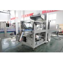 Máquina de embalagem de filme termoencolhível para latas