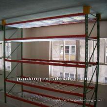 Sistema de armazenamento de Nanjing Jracking rack de armazenamento de garrafa de água de 5 galões