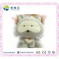 Kleiner Waschbär-Plüsch-Spielzeug-Karikatur-Puppe-Tier-Waschbär