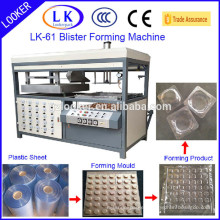 semi -auto blister vacuum forming machine