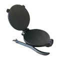 8-Inch Cast Iron Tortilla Presser with Handle