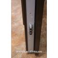 Luxury wood Matt grain super strong steel security door
