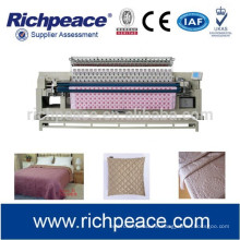 Richpeace computerized quilting and embroidery machine for quilts