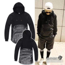 Couro Patch Hoodies
