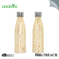 Everich outdoor 18/8 double wall stainless steel water bottle vacuum insulated water bottle