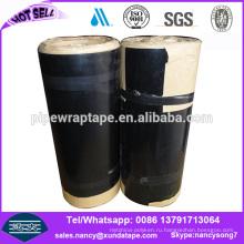 тепла термоусадочные рукава для подземной трубы