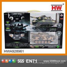 2015 New 8 Function Infrared Remote Control Battle Tank
