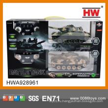 2015 Новый 8 функций инфракрасный пульт дистанционного управления боевой танк