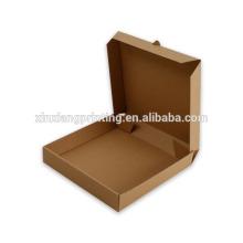Печать на заказ 12 14 дюймов круглый дешевые упаковка коробки пиццы