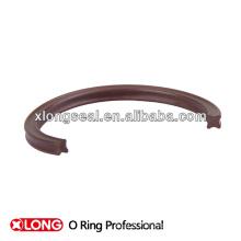 NBR 70 x anneaux anneaux en caoutchouc brun