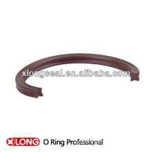 NBR 70 x rings brown color rubber rings