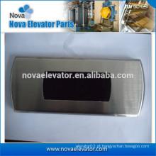 Painel horizontal do elevador
