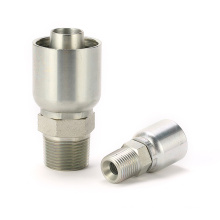 One Piece Fitting 15611-PKAST  NPT  Male Pipe Fittings Union Connector