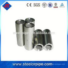 Desde el fabricante negro tratamiento de superficie de barniz de tubo de acero sin costura de carbono