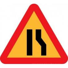 Reflexivo, tráfego, sinal, reflexivo, estrada, sinal