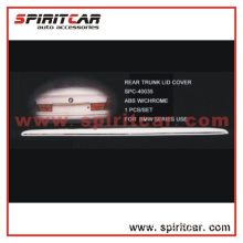 Rear Trunk Lid Cover