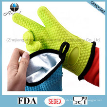 Kitchenware Baking Tool Silicone Warm Glove with Cotton Sg29