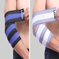 Tennis knee and elbow support brace guards