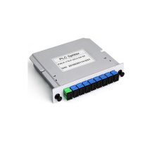 1x8 LGX Type Gpon Optical Fiber PLC Splitter