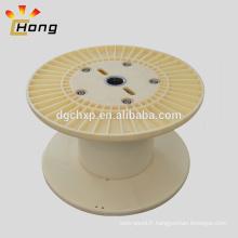 bobine de fil vide en plastique fournisseur de la Chine