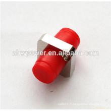 Adaptateur / adaptateur fibre optique FC