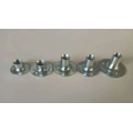 Stainless Steel  round  base T Nuts