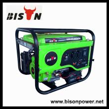 BISON (Китай) 2KW - генератор 10KW HONDA с сертификатом CE