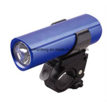 1 Watt White LED Aluminum Bicycle Light for Bike (HLT-104)