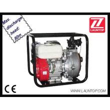 Высококачественный бензиновый 3-х дюймовый насос высокого давления с 4-цилиндровым двигателем, OHV, воздушным охлаждением двигателя бензинового двигателя
