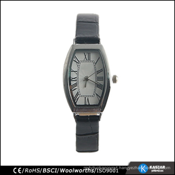 Watches stainless steel back japan pc21 movement lady watch nickel free