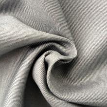 Tissu en sergé 100% doux en coton (QF13-0240)