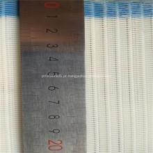 Pressione a correia de secagem do filtro de malha do poliéster da máquina