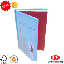 Custom hardcover student diary notebook printing