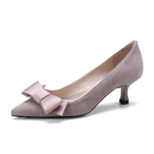 word best quality genuine leather pumps shoes women