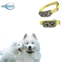 GPS Tracker Collar Pet Hund med kamera