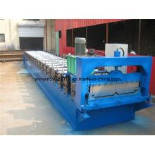 Máquina formadora de telha de aço colorida de alta velocidade