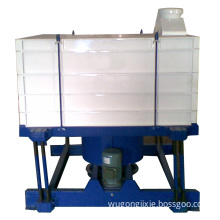Rotary Sieve Plansifter Machine for Floury Products