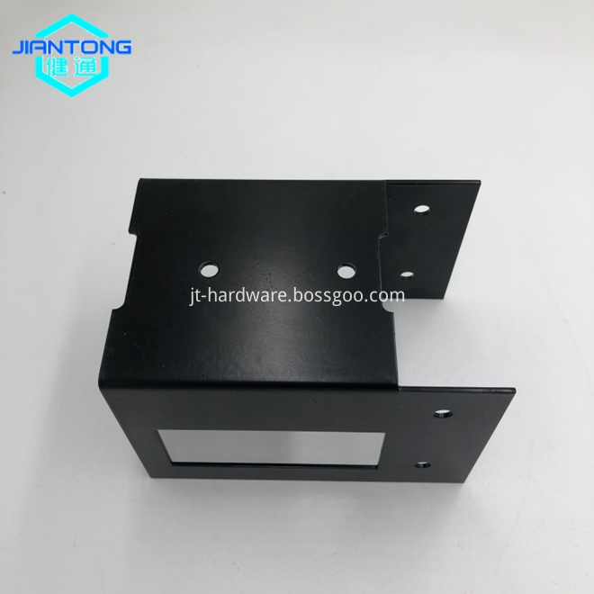 Carbon Steel Laser Cut Sheet Metal Fabricated Service 4
