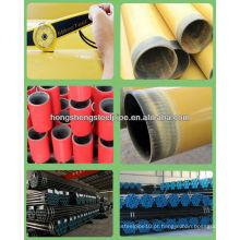 Tubo de isolamento térmico de aço para óleo / gás