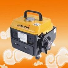 CE aprovação mini silencioso Gerador de gasolina portátil 950 750Watts Max.