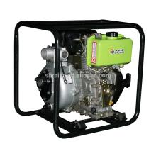 diesel or gasoline water pump