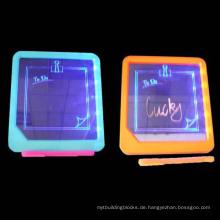 Blinkende LED Board LED Schreibtafel mit Nite schreiben Stift (10134378)