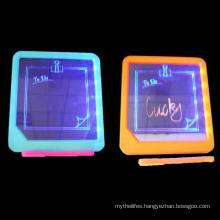 Flashing LED Board LED Writing Board Withe Nite Write Pen (10134378)
